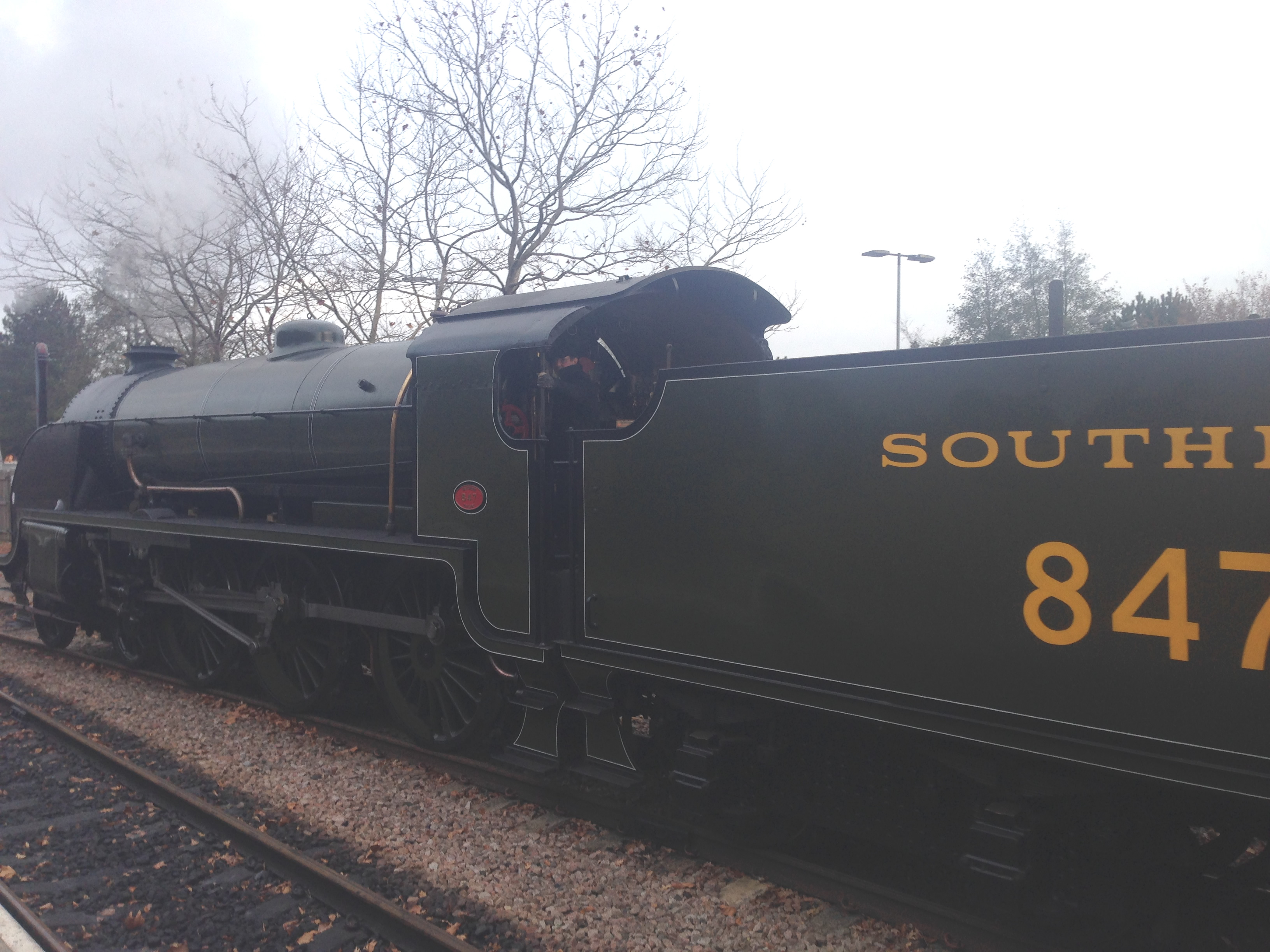 Step back in time at the Bluebell Railway