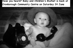 Baby and Children's Market - East Sussex