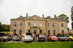 Classic Cars at Proud Country House, Stanmer Park - Sunday 5th Nov. FREE