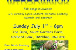 Midsommar - music for midsummer